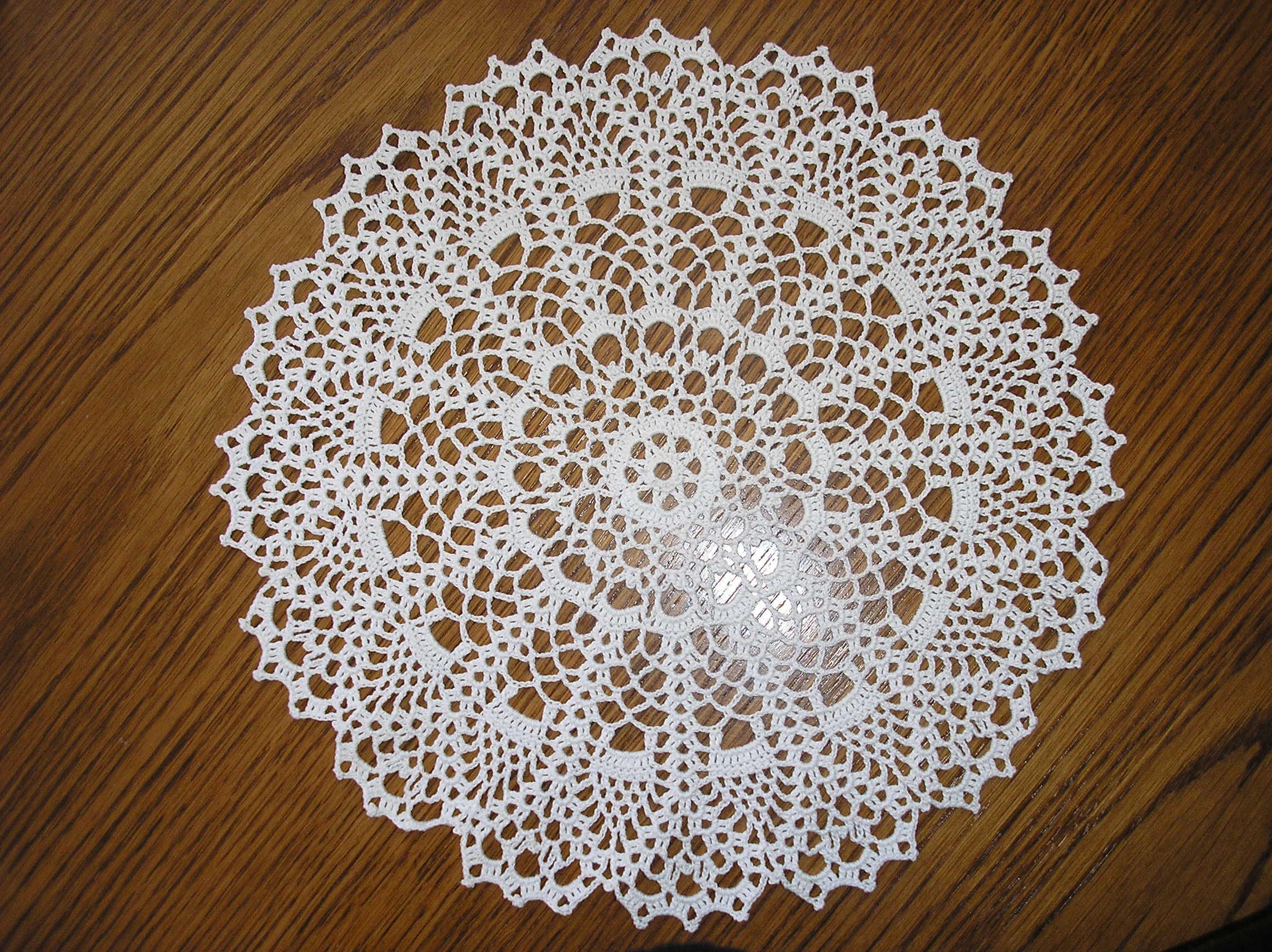 404 not found - Napperon dentelle crochet ...